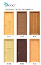 制成品(门、窗等)  - Fordaq 在线 市場 - 木门, 中密度纤维板(MDF), 纯正木皮单板
