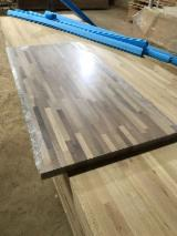 Solid Wood Panels importers and buyers - FJ wallnut panels
