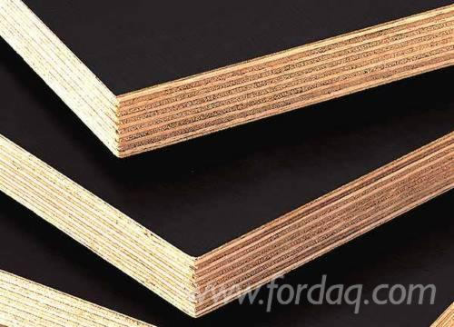 Pine Brown Film Faced Plywood, 15 mm