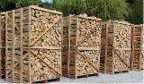 Energie- Und Feuerholz Brennholz Gespalten - Brenholz