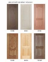 Wood Doors, Windows And Stairs - Door veneer overlay hdf