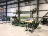 URBAN Woodworking Machinery - Used 2002 URBAN AKS 1400 Vertical 4-Head Welding Machine