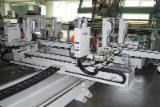 URBAN Woodworking Machinery - Used 2011 URBAN AKS 6405 35/25 Window Production Line
