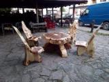 Offres Bosnie - Herzegovine - Vend Ensemble De Jardin Art & Crafts/Mission Feuillus Européens Peuplier Clone Robusta Derventa