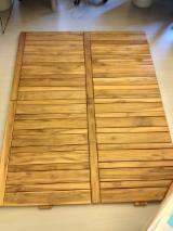 Exterior Wood Decking - Teak Exterior Decking from Brazil