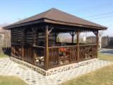 Garden Products  - Fordaq Online market - Fir  Kiosk - Gazebo Romania