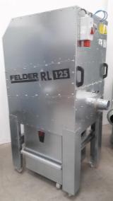 Austria - Fordaq Online market - Used FELDER RL 125 Dust Extraction Facility For Sale Austria