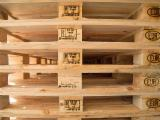 Wood Pallets - New Eur Pallets for Sales