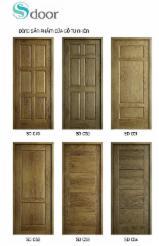 Türen, Fenster, Treppen - Europäisches Laubholz, Türen, Massivholz, Walnuß