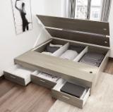 Pine - Scots Pine Bedroom Furniture - Wooden Pine Beds, MDF