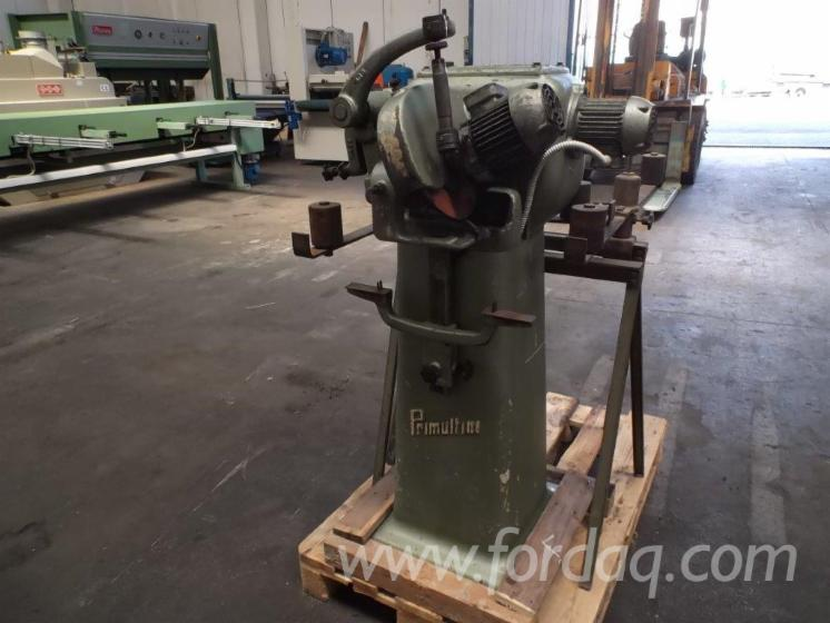 Used-PRIMULTINI-2-60-1988-Sharpening-And-Machine-Maintenance---Other-For-Sale