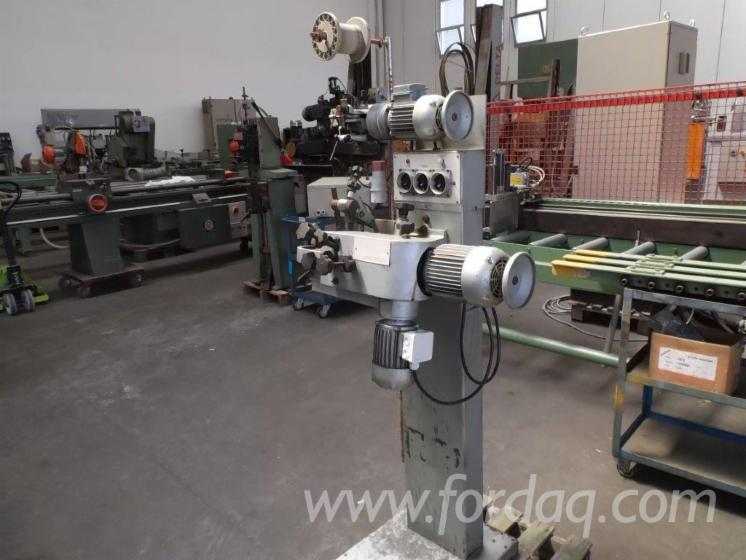 Used Viscat Fulgor AM70 1993 Sharpening And Machine Maintenance - Other For Sale Italy