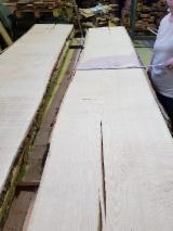Find best timber supplies on Fordaq - Holzvertrieb Axel Voelker e.K. - German Red Oak Lumber, unedged, Grade A/AB/B, 100% PEFC certified