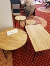 Pine - Scots Pine Living Room Furniture - Contemporary Pine (Pinus Sylvestris) - Scots Pine Tables Poland