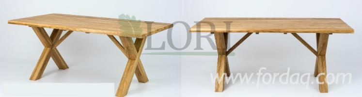 Oak dining  table ODESSA