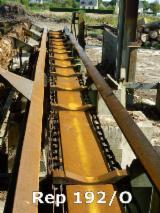 Trouvez tous les produits bois sur Fordaq - GPS EURL - Ligne d'écorçage SEGEM ERT95 sur roulement à billes