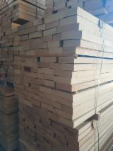 Square Edged Steamed Beech Planks