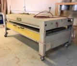 JOOS Woodworking Machinery - Used 2000 JOOS JUNIOR Hot Press