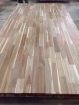 Find best timber supplies on Fordaq - ANB Wood Panels Co., Ltd - Acacia wood - FJL Boards 12 - 30mm - Solid wood Panels