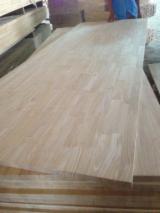Find best timber supplies on Fordaq - ANB Wood Panels Co., Ltd - Solid wood Panels / Rubberwood FJL Boards 15 - 56mm