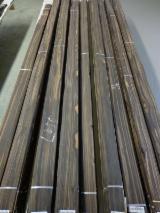 Furnir Estetic Germania - Vand Furnir Natural Ebony, Macassar Fata Neteda