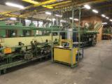 Weinig Woodworking Machinery - Automatic Coplete Planing Line with WEINIG HYDROMAT H23 + System HALL + Robopack