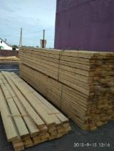 Belarus Sawn Timber - 50 mm Air Dry (AD) Pine - Scots Pine Belarus