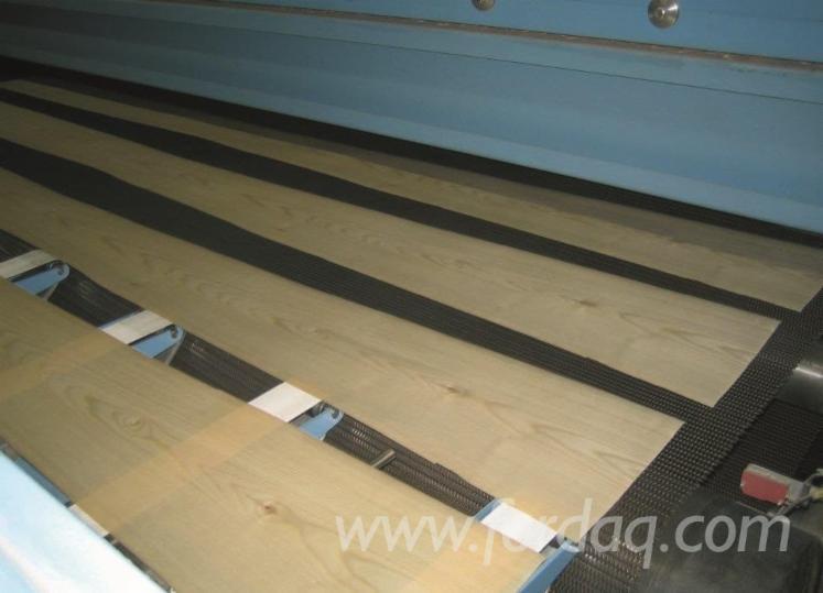 New Wire Mesh Belts For Veneer Dryers