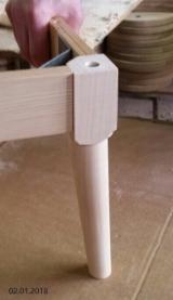 Wood Components  - Fordaq Online pazar - Avrupa Sert Ağaç, Solid Wood, Meşe