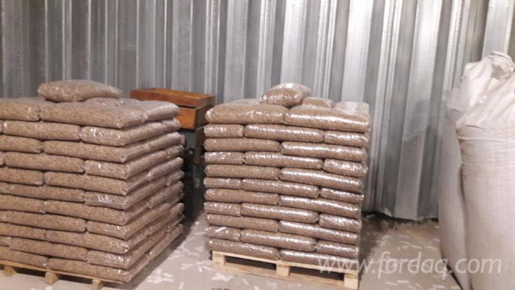 Gewerblicher Handel Kiefer - Föhre Holzpellets Ukraine