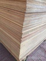 Aanbiedingen Maleisië - Commercial Plywood
