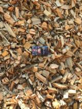 Energie- Und Feuerholz Zu Verkaufen - FSC Kiefer - Föhre Waldhackschnitzel