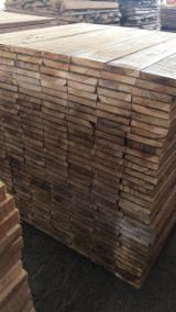 Sawn And Structural Timber South America - Teak Beams Common & select Ecuador