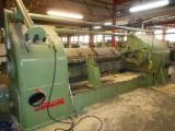 Woodworking Machinery - Used Cremona SF2700 Veneer Peeling Lathe, 1968