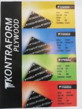 Turquía - Fordaq Online mercado - Venta Contrachapado Con Film Marron 18 mm Turquía