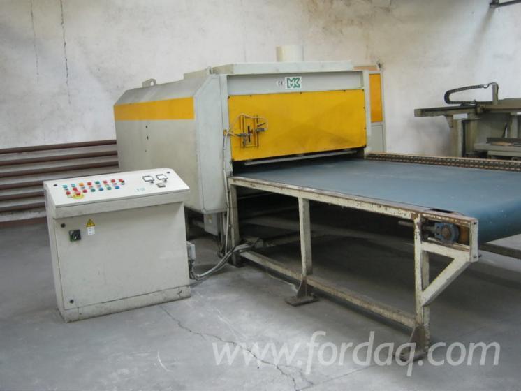 Used-MK-Impianti-EGP-13-25-1995-Fingerjointing-Machine-For-Sale