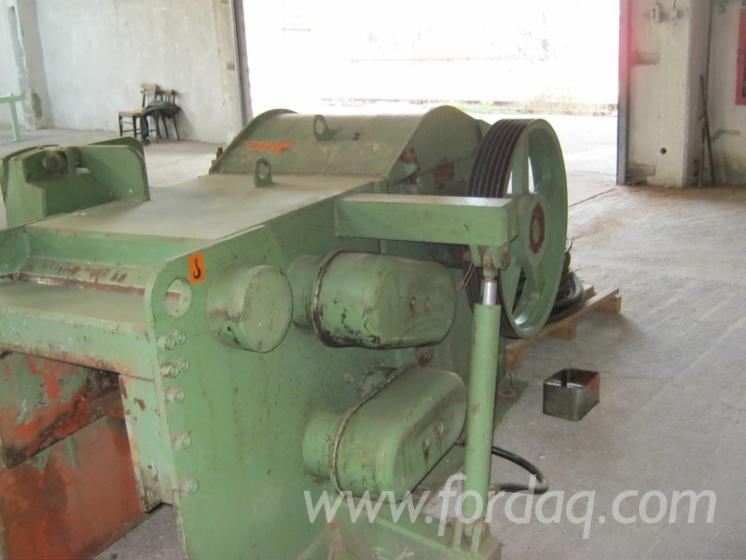 Used-Vecoplan-400-220-4-1997-Chippers-And-Chipping-Mills-For-Sale