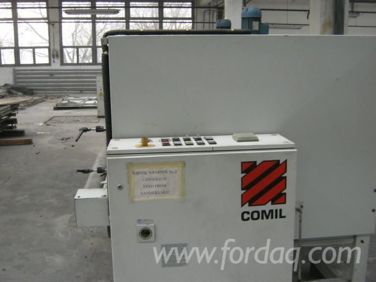 Vendo-Impianti-Per-Impacchettare-Comil-Usato