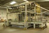 LIGMATECH Woodworking Machinery - Used 1998 LIGMATECH VKF/MTB/VKV/VKA Automatic Packing Line