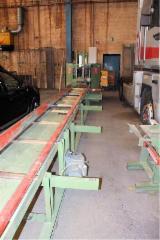 Hundegger Woodworking Machinery - Used 1991 Hundegger HMA Universal Planer