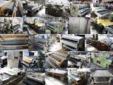 Pays-Bas provisions - Vend Revêtement Par Des Matériaux Liquides Hymen, Cefla, Barberan, Venjakob Occasion Pays-Bas