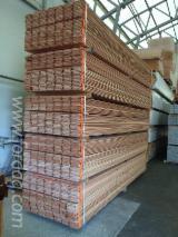 Find best timber supplies on Fordaq - EUROPEAN WOOD INDUSTRY - Larch, Douglas Fir, Spruce Cladding, Choice B