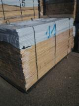 Birch Sawn Timber (Planks), AB Quality, 25 mm