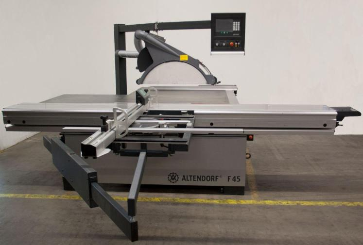 Used-Altendorf-F-45-EvoDrive-2017-Circular-Saw-For-Sale
