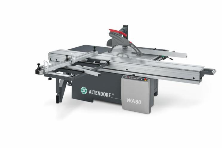 Used Altendorf WA 80 TE 2018 Circular Saw For Sale Germany