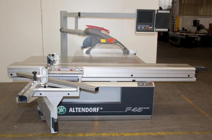 Used-Altendorf-F-45-ELMO-D-2013-Circular-Saw-For-Sale