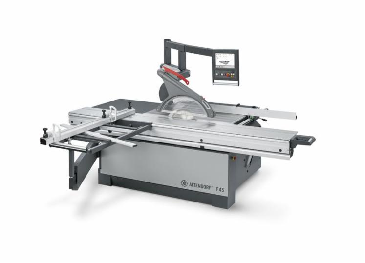 Used-Altendorf-F-45-ElmoDrive-2018-Circular-Saw-For-Sale