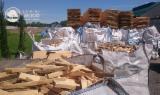 Drewno opałowe świerk, pocięte, big bag 1m3