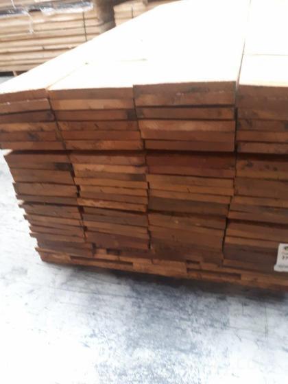 Square Edged Oak Boards, KD, 27 mm