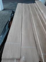 Sliced Oak Veneer, 0.50-2.5 mm